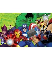 The Avengers ศึกฮีโร่ประจัญบาน (Ep.17-26) 2 แผ่นสุดท้าย (ซับไทย+พากย์ไทย