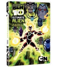 Ben 10 Ultimate Alien เบ็นเท็น อัลติเมทเอเลี่ยน vol.9-10 (ซับไทย+พากย์ไทย) 2 แผ่นสุดท้ายจบละค่ะ