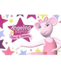 Angelina Ballerina แองเจลีน่า หนูน้อยนักบัลเลต์ 1 แผ่น 12 ตอน (พากย์ไทย)