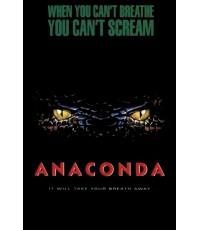 Anaconda อนาคอนดา เลื้อยสยองโลก ภาค 1- 4 / 1 แผ่นจบ (พากย์ไทย)