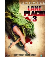 Lake Placid 3 (โคตรเคี่ยมบึงนรก ภาค 3) 1 แผ่นจบ (ซับไทย+พากย์ไทย)