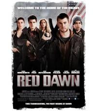 Red Dawn หน่วยรบพันธุ์สายฟ้า 1 แผ่นจบ (ซับไทย+พากย์ไทย)