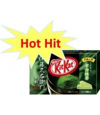 KitKat (Limited) รสชาเขียว ขนาด 12 คู่