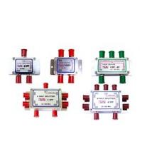 สปริตเตอร์ TAFN : ( 3SPF ) Loss 5.7-6.8 dB. 10-1450MHZ.