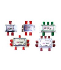 สปริตเตอร์ TAFN : ( 4SPF ) Loss 7.9-9.0 dB. 10-1450MHZ.