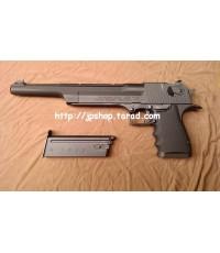 ปืนบีบี Tokyo Marui Desert Eagle .50 AE 10 inch Hard Kick ( Black ) จากญี่ปุ่น