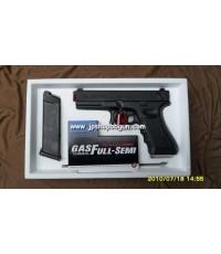 ปืนบีบี Tokyo Marui Glock 18C Semi/Full Auto Gas Blow Back จากญี่ปุ่น
