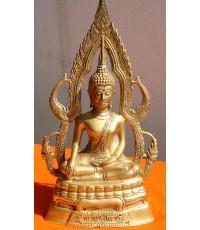 พระบุชา พระพุทธชินราช 25 ศตวรรษ หน้าตัก 5 นิ้ว  ปี 2500