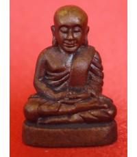 รูปหล่อหลวงพ่อเงิน บางคลาน รุ่นกาญจนาภิเษก 50 ปี หลวงปู่สมชาย วัดเขาสุกริมปลุกเสก ปี 2539