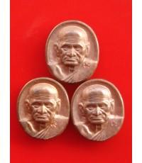 เหรียญเม็ดยา หลวงพ่อเงิน บางคลาน รุ่นพระพิจิตร พระปั๊ม ปี 2543 สุดสวยหายาก เหมาะทำหัวแหวน