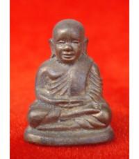 รูปหล่อลอยองค์ หลวงพ่อเงิน บางคลาน กองทุน ๕๓ พิมพ์นิยม เนื้อสำริดแดง ผิวไฟดินไทย สวยมาก