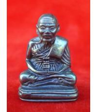 หลวงพ่อทวด รุ่นพิทักษ์แผ่นดิน เนื้อเมฆสิทธิ์ อธิษฐานจิตโดยหลวงพ่อทอง วัดสำเภาเชย ปี 2551 เลข 1052
