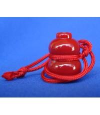 น้ำเต้า หลวงพ่อสด วัดปากน้ำ สีแดง รุ่น 100 ปี ข้างในเห็นภาพสีชัดเจน บูชาไว้เพื่อดูดทรัพย์ดีมาก