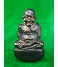 หลวงพ่อทวดลอยองค์ เบ้าทุบหล่อโบราณ กรรมการ 6 โค้ด เนื้อนวโลหะ รุ่นแรก วัดในหาน ปี 2536 สร้างน้อย