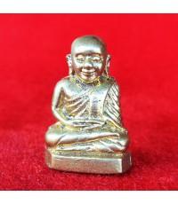 รูปหล่อหลวงพ่อเงิน บางคลาน รุ่นสร้างศาลา วัดนางชี เนื้อทองระฆัง ปี 2549 สวยมากและหายาก