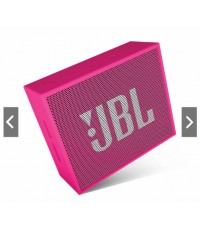 JBL GO Portable Wireless Bluetooth Speaker W/ A Built-In Strap-Hook - intl (สีชมพู)