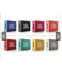 JBL GO Portable Wireless Bluetooth Speaker W/ A Built-In Strap-Hook - intl(สีแดง)