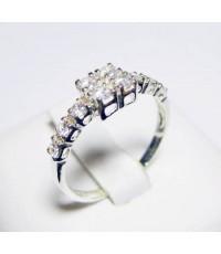 JR0090 แหวนเพชร
