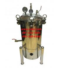 หม้อนึ่งแรงดัน 50ลิตร/ Steam Pressure Cooker 50litre