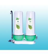 เครื่องกรองน้ำ Uni Pure 2 ขั้นตอน