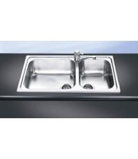 อ่างล้างจาน SINK smeg รุ่น SG862