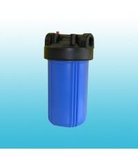 เครื่องกรองน้ำ BIG BLUE(1 นิ้ว) PETT-YL 10 นิ้ว ฟ้าฝาปุ่มดำ (YL-B10D)