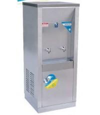 ตู้ทำน้ำเย็น maxcool 2 ก๊อก รุ่น MC-2P ต่อท่อประปา