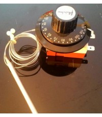 เทอร์โมสตัท RAINBOW TS-120-SB + น็อตกันน้ำ
