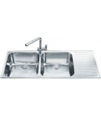 อ่างล้างจาน SMEG LTS116D-2