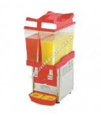 เครื่องจ่ายเครื่องดื่ม COFRIMELL รุ่น MINI CAPRI 5 LTS. ELEGANT 2 BOWLS (RED)