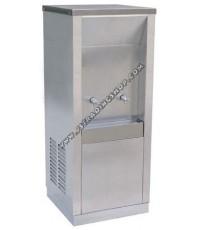 ตู้ทำน้ำเย็น maxcool แบบต่อท่อประปา 2 ก๊อก รุ่น MC-2P
