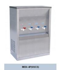 ตู้ทำน้ำเย็น น้ำร้อน MAXCOOL รุ่น MCH-4P หน้าเว้า (C3H1)