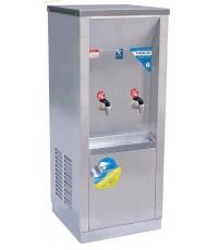 ตู้ทำน้ำร้อน แบบต่อท่อ MAXCOOL รุ่น MH-2P หน้าเว้า
