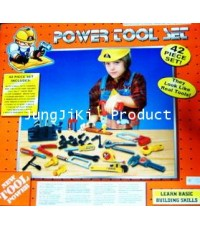 ชุดเครื่องมือช่าง 42 ชิ้น Power Tool Set Toy