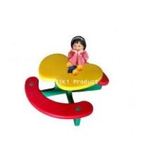 โต๊ะแฮปปี้เอปเปิ้ลของเด็ก