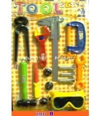 เครื่องมือช่าง ชุดเล็ก Tool small set