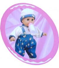ตุ๊กตาเบบี้ดูดนม Lovely Doll