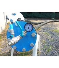 ทดสอบแรงดันน้ำ 100 psi