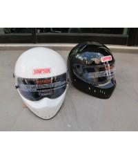 หมวก DRAG ทรง SIMPSON รุ่น S2 + เลนรุ้ง