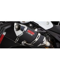 New ท่อ Vance  Hines Slip on Ducati M795+796. ของแท้ USA