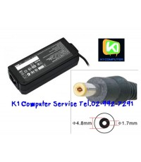 ADAPTER NB : 12V - 3A : 36W (4.8mm X 1.7mm)