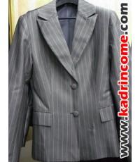 เสื้อสูททำงานผู้หญิง เสื้อสูทผู้หญิง เชียงใหม่ D20A003