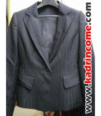 เสื้อสูททำงานผู้หญิง เสื้อสูทผู้หญิง เชียงใหม่ D20A004