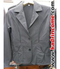 เสื้อสูททำงานผู้หญิง เสื้อสูทผู้หญิง ราคาถูก D20B009