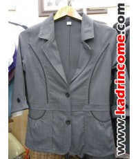 เสื้อสูททำงานผู้หญิง เสื้อสูทผู้หญิง ราคาถูก D20B014