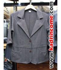 เสื้อสูททำงานผู้หญิง เสื้อสูทผู้หญิง ราคาถูก D20X004
