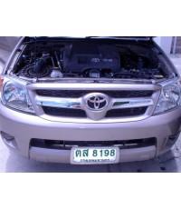 ติดแก๊สระบบเชื้อเพลิงร่วม สำหรับรถเครื่องยนต์ดีเซล