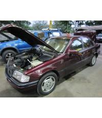 Benz C200 W202 ติดแก๊สระบบหัวฉีด Autogas Italy แบบหัวฉีดแยกอิสระ ถังแคปซูล76ลิตร