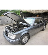 Benz E280 W124 ปี90-97 ติดแก๊สหัวฉีด Autogas Italy ระบบหัวฉีดแยกอิสระ ถังแคปซูล75ลิตร