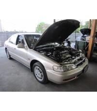 Honda Accord งูเห่า ไฟท้าย2ก้อน ติดแก๊สหัวฉีดAutogas Italy ถัง58ลิตร